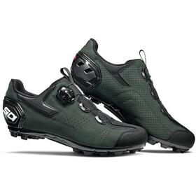 Sidi MTB Gravel Shoes Men black/dark/green